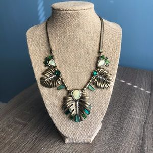 Marquesas statement necklace